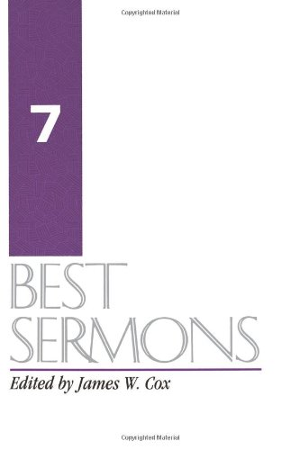 9780060615833: Best Sermons 7