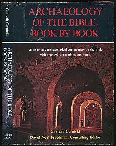 9780060615840: Archaeology of the Bible: Book by book