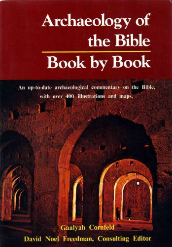 9780060615871: Archaeology of the Bible: Book by Book