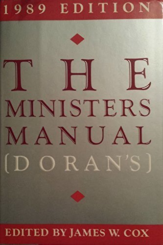 Ministers Manual for 1989