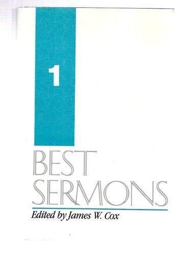 Best Sermons 1: Cox, James W.