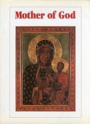 9780060616533: Mother of God