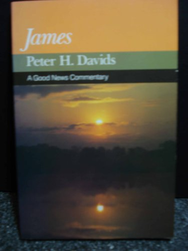 9780060616977: James (A Good news commentary)
