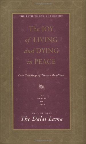 9780060617257: The Joy of Living and Dying in Peace (HarperCollins Library of Tibet)