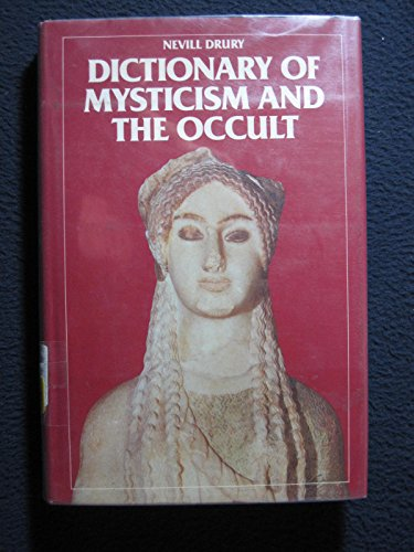 9780060620936: Dictionary of mysticism and the occult