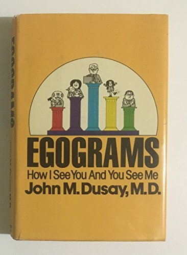 9780060621117: Egograms: How I see you and you see me