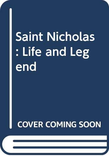 9780060621131: Saint Nicholas: Life and Legend
