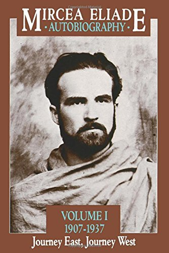 9780060621421: Autobiography, Volume I: 1907 - 1937; Journey East, Journey West