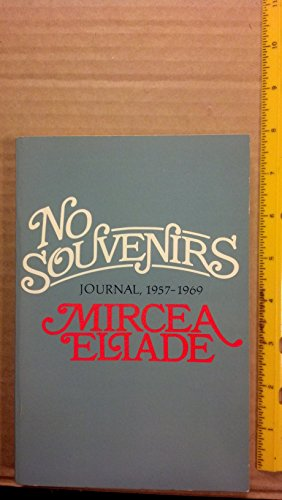 9780060621438: No Souvenirs