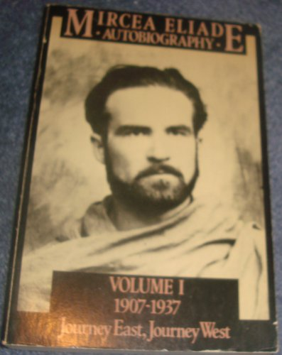 9780060621445: Autobiography Vol. 1: Journey East, Journey West, 1907-1937