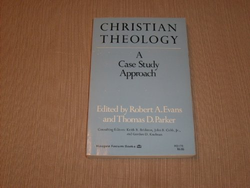 9780060622510: Christian theology: A case method approach
