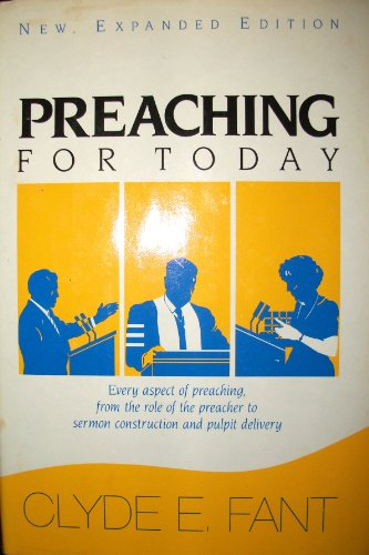 9780060623340: Preaching for Today