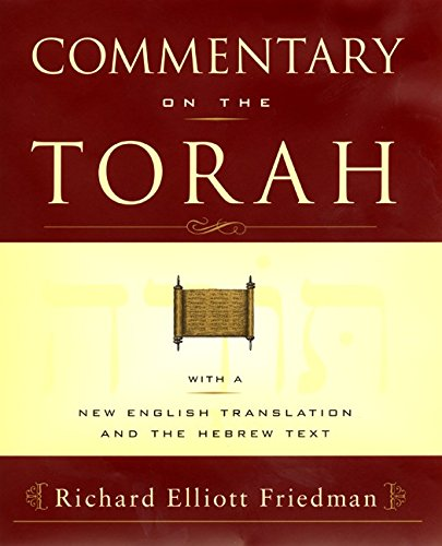 9780060625610: Commentary on the Torah: With a New English Translation