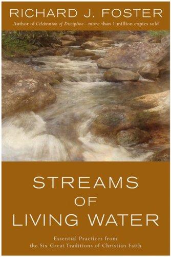9780060628222: Streams of Living Water