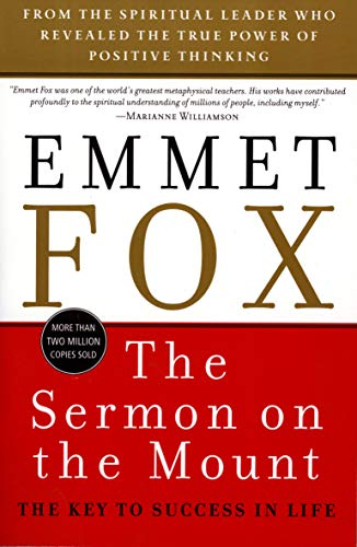 9780060628628: The Sermon on the Mount: The Key to Success in Life: The Key to Success in Life and the Lord's Prayer : an Interpretation