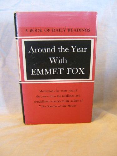 9780060628703: Around the Year with Emmet Fox