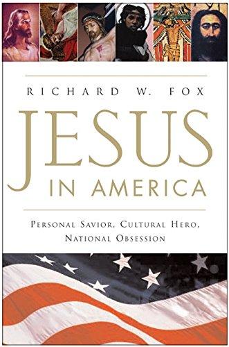 9780060628741: Jesus in America: Personal Savior, Cultural Hero, National Obsession