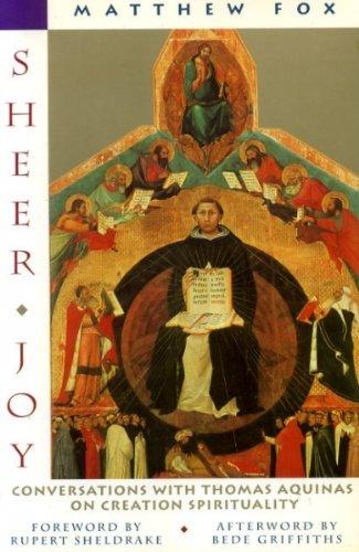 9780060629144: Sheer Joy : Conversations with Thomas Aquinas on Creation Spirituality