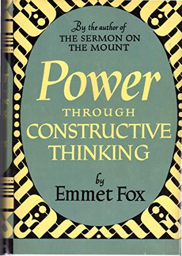 9780060629304: Power Through Constructive Thinking