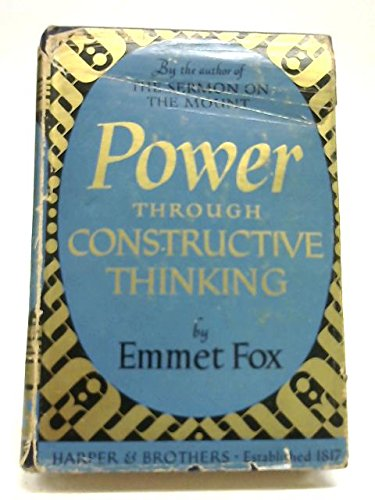 9780060629304: Power Through Constructive Thinking