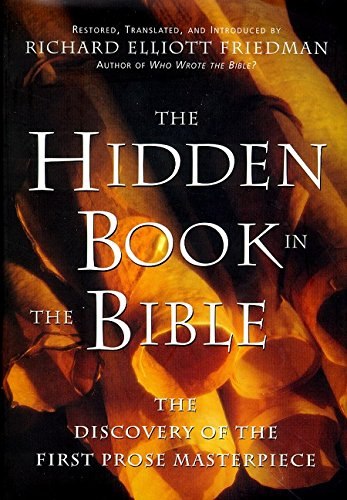 9780060630034: The Hidden Book in the Bible