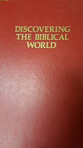 9780060630140: Discovering the Biblical world