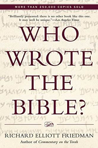 9780060630355: Who Wrote the Bible?