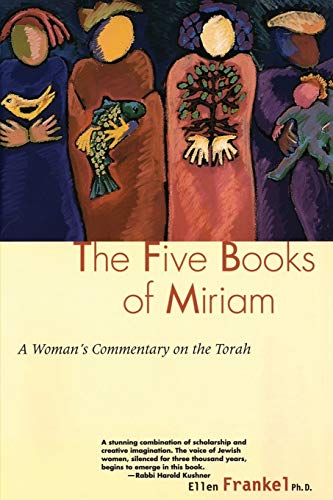 9780060630379: Five Books of Miriam: A Woman's Commentary on the Torah