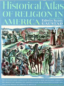 9780060630898: Historical Atlas of Religion in America