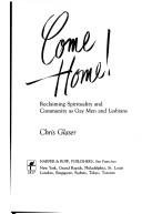 9780060631246: Come Home!: Reclaiming Spirituality and Community As Gay Men and Lesbians