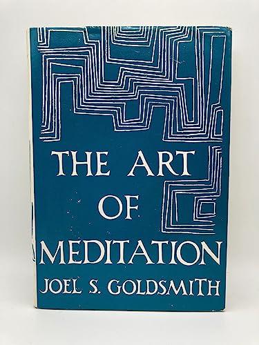 9780060631505: The Art of Meditation