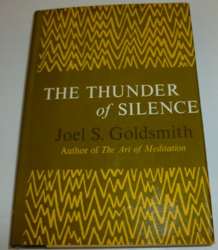 9780060632700: Thunder of Silence