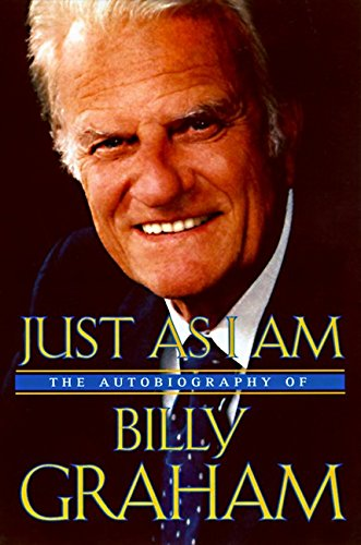 9780060633875: Just as I am: The Autobiography of Billy Graham