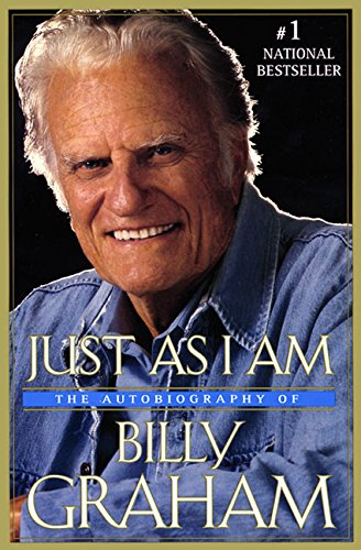 9780060633929: Just as I am: The Autobiography of Billy Graham