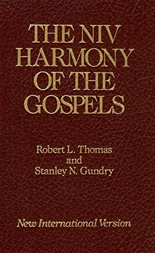 9780060635237: The NIV Harmony of the Gospels: With Explanations and Essays