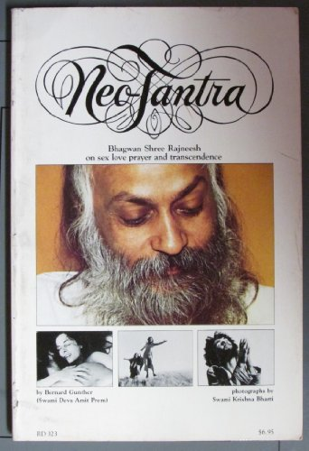 9780060635282: Neo Tantra: Bhagwan Shree Rajneesh on Sex Love Prayer and Transcendence