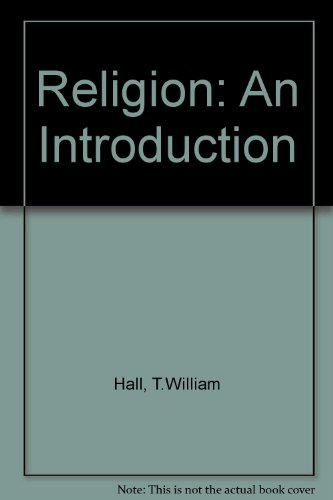 9780060635732: Religion: An Introduction