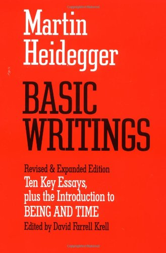 9780060637637: Basic Writings: Ten Key Essays, plus the Introduction to Being and Time