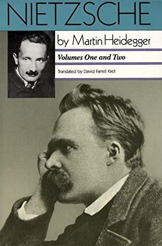 9780060638412: Nietzsche: The Will to Power as Art v. 1 (Nietzsche, Vols. I & II)