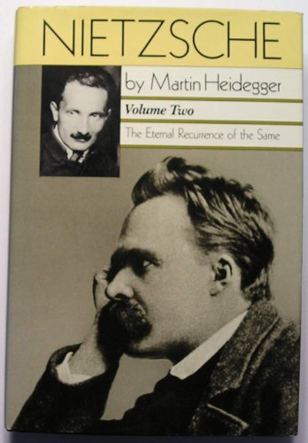 9780060638443: Nietzsche: The Eternal Recurrence of the Same