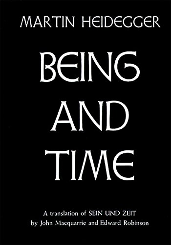 9780060638504: Being and Time