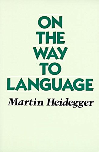 9780060638597: On the Way to Language