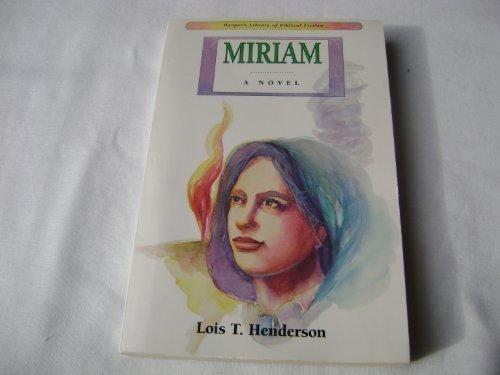 9780060638696: Miriam