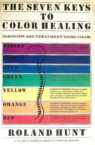 9780060640804: The Seven Keys to Color Healing: A Complete Outline of the Practice (Harper's library of spiritual wisdom)