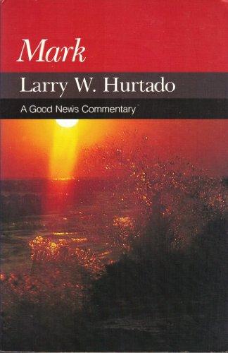 9780060640859: Mark (A Good news commentary)