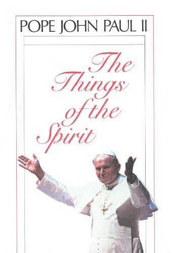 9780060641856: The Things of the Spirit