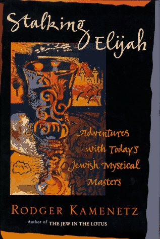 9780060642310: Stalking Elijah: Adventures with Today's Jewish Mystical Master