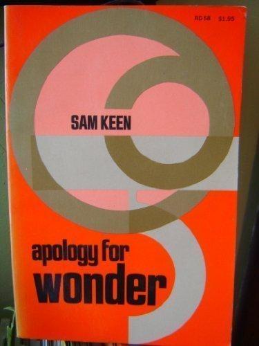 9780060642617: Apology for Wonder