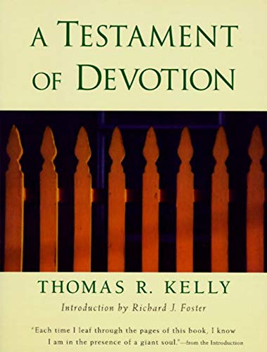 9780060643614: A Testament of Devotion