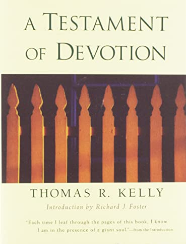 9780060643614: A Testament of Devotion